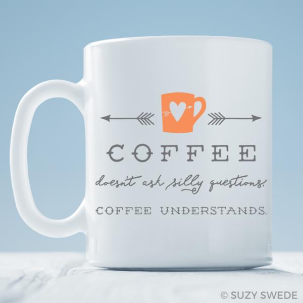 CoffeeUnderstands Mug