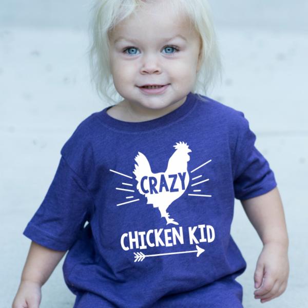 CrazyChickenKid Toddler