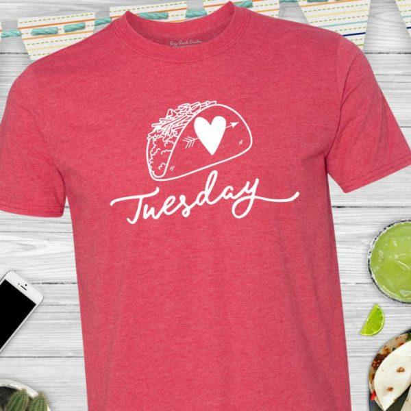 Taco Tuesday Unisex Tshirt
