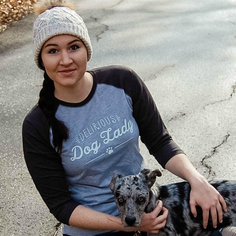 Delirious-Crazy-Dog-Lady-Tshirt