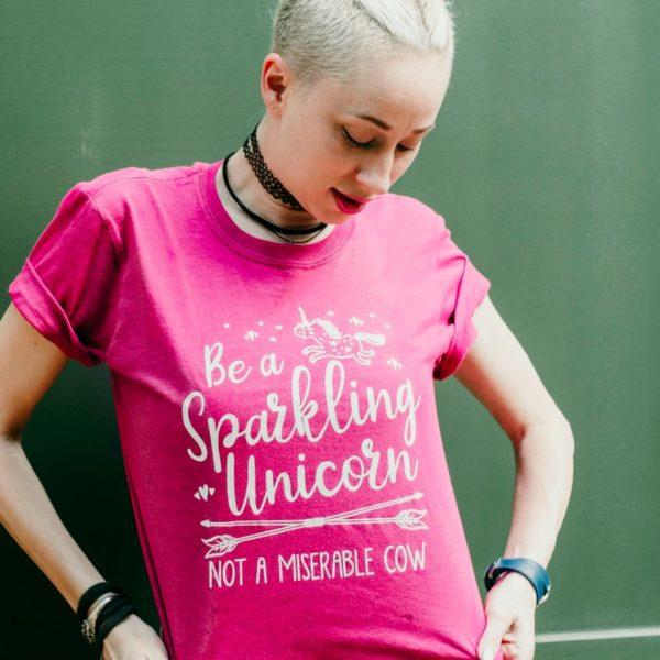 SparklingUnicornUnisex