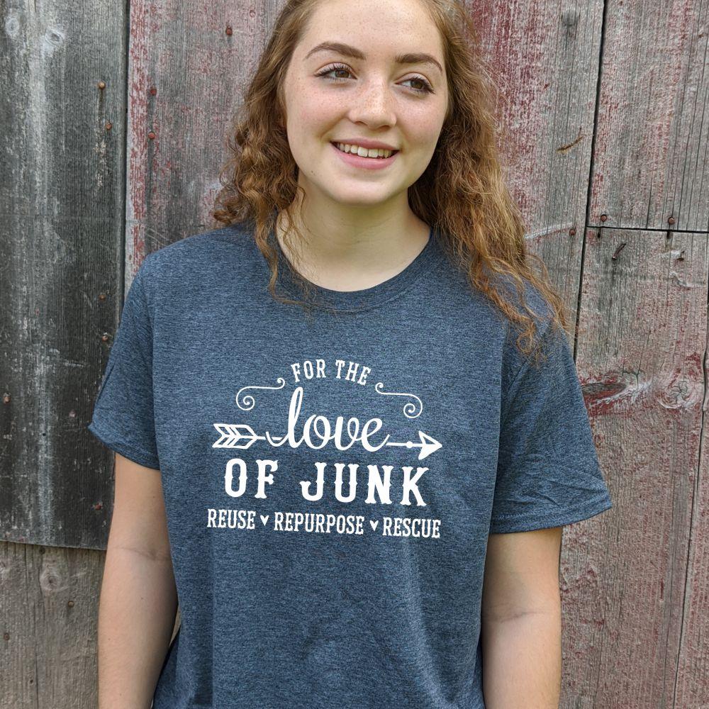 For-Love-Junk-Tee-Shirt