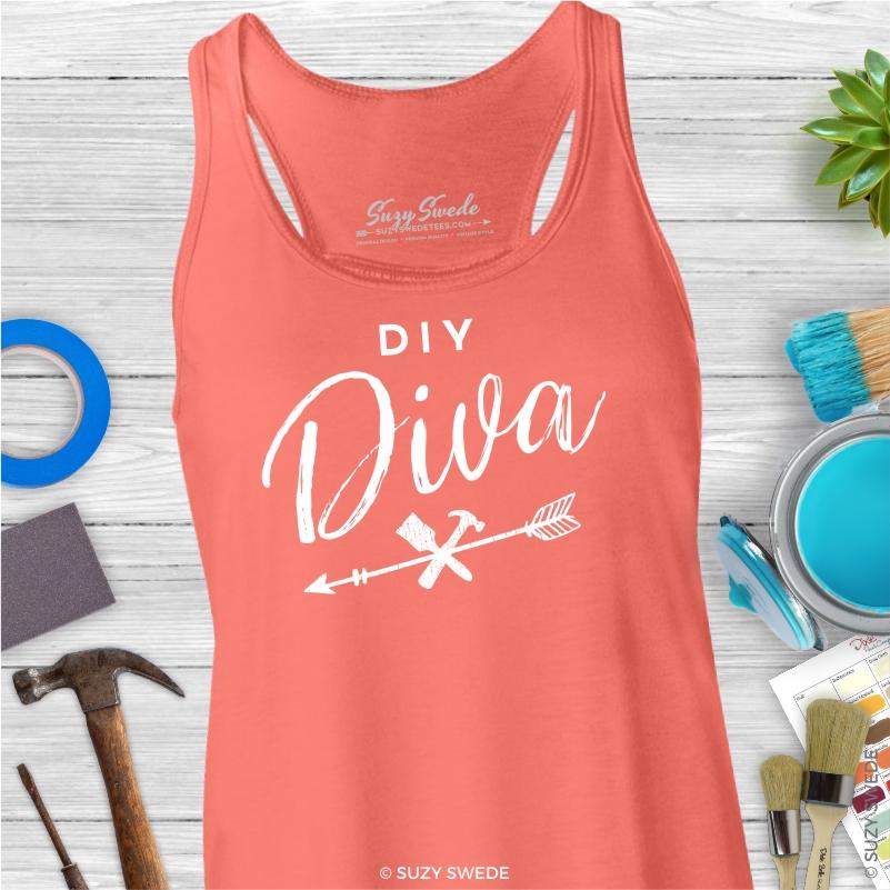 DIY-Diva-Furniture-Rehabber-Ladies-Tank-Top
