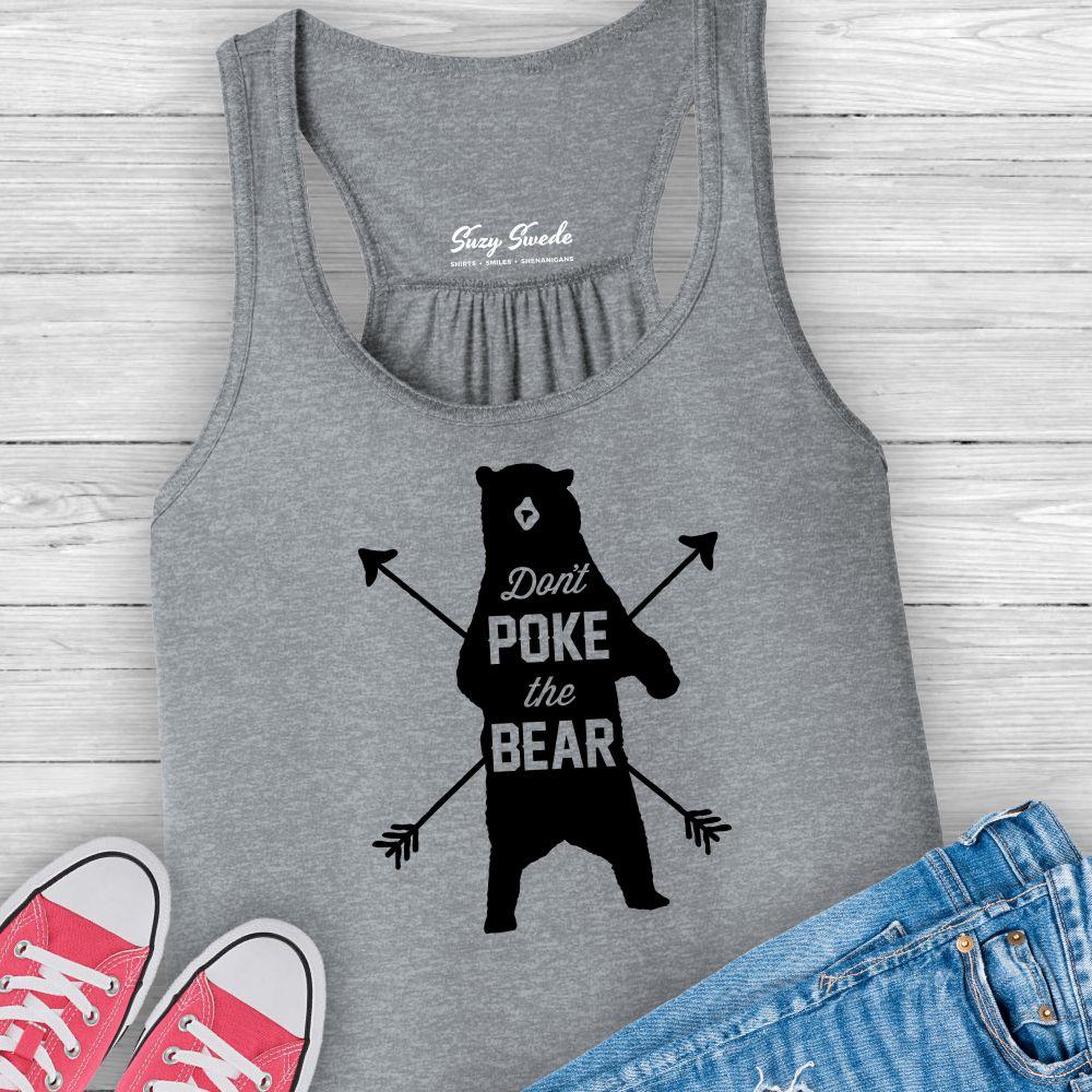 Dont-poke-the-bear-ladies-tank