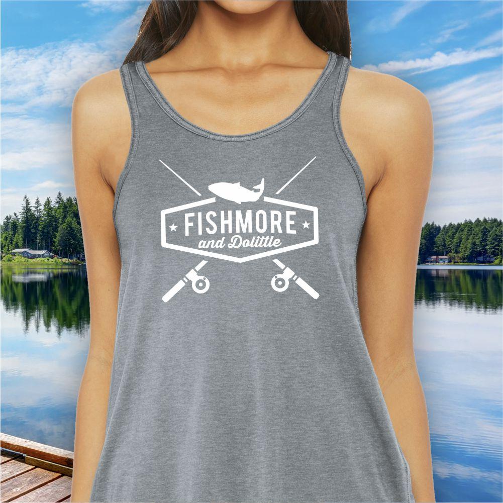 Fishmore Dolittle Ladies Tank