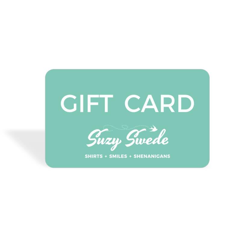 Digital Gift Card Color