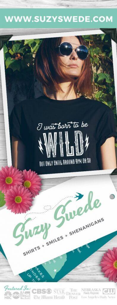 Suzy Swede Wholesale Born Wild Photo