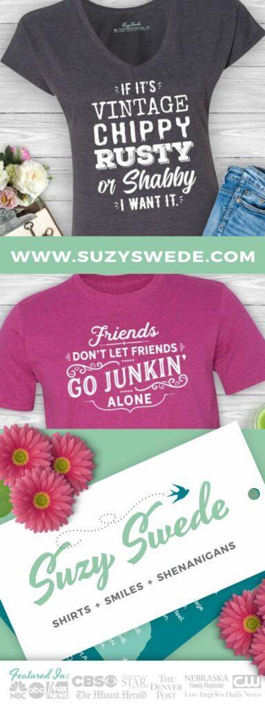 Suzy Swede Wholesale gONE jUNKIN
