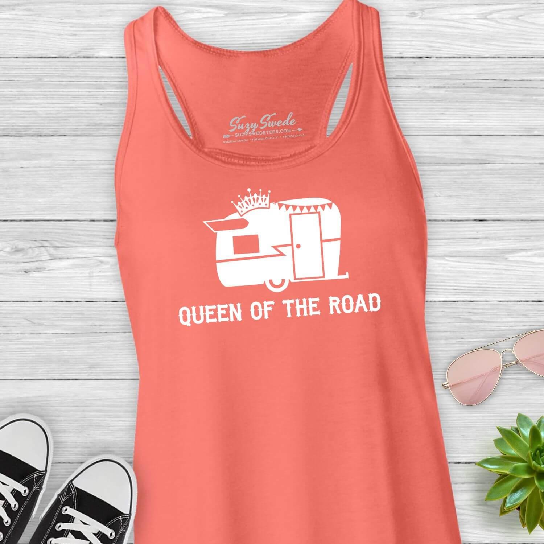 Queen-road-tank