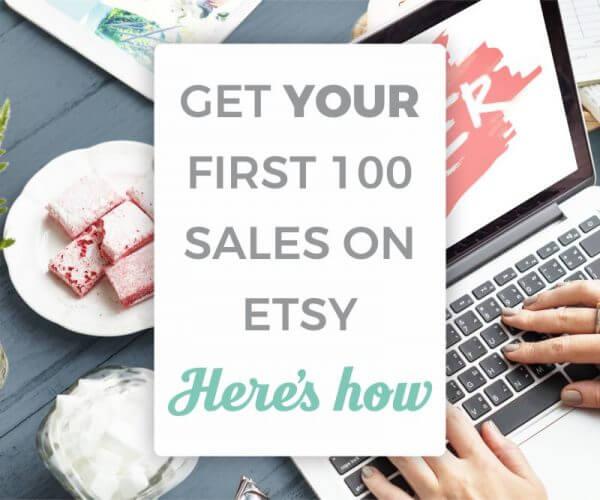 get sales etsy