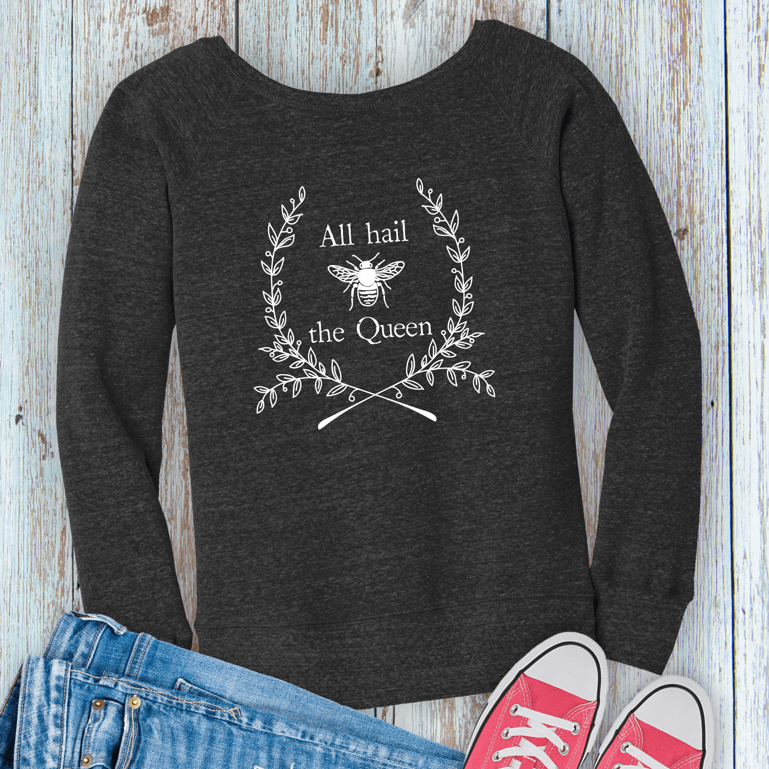 All-Hail-Queen-Bella-Ladies-Sweatshirt