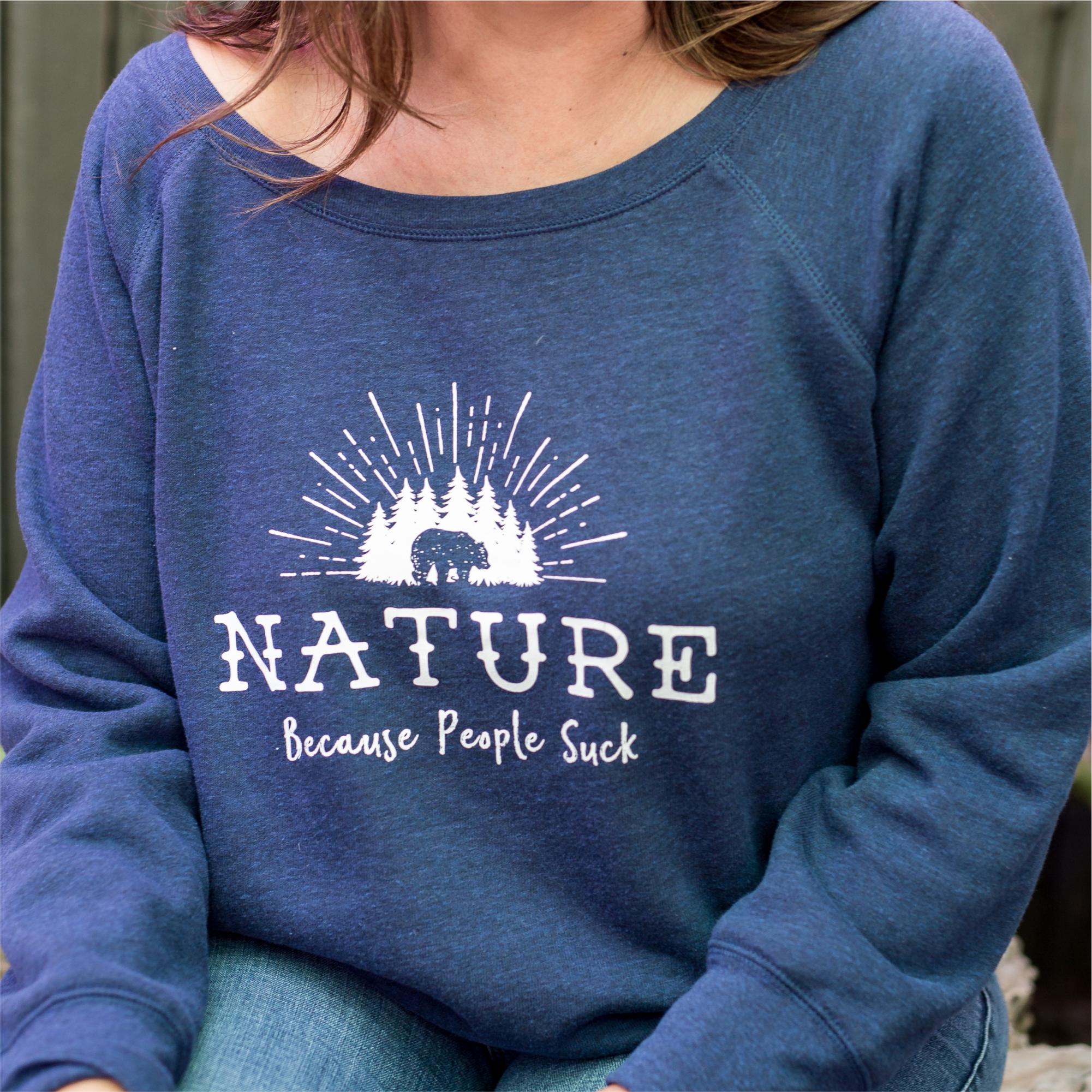 Nature-Sweatshirt