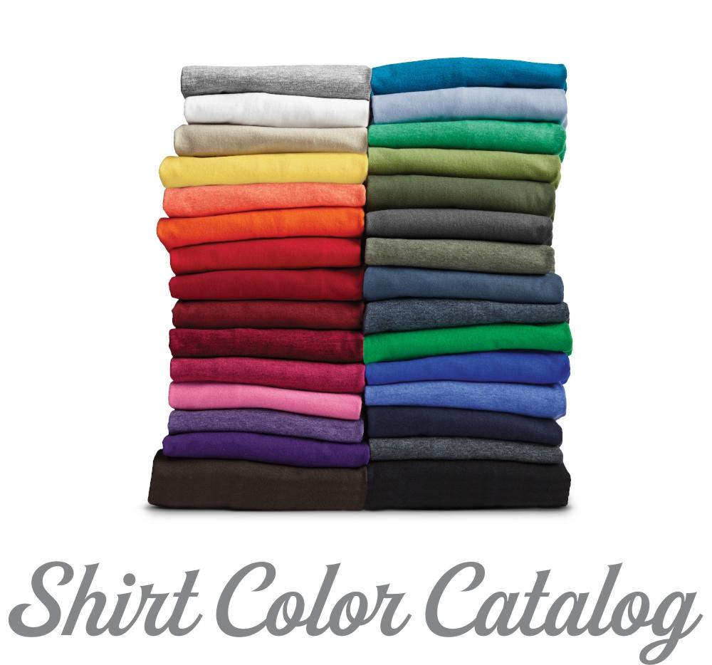 64000 color catalog