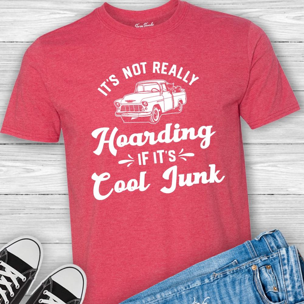 Not-Really-Hoarding-Cool-Junk-Tee-Shirt