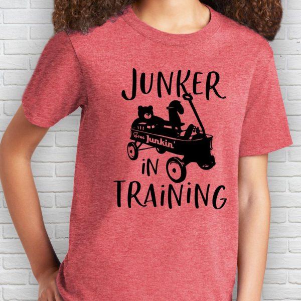 Junker In Training Kids Junkin' Shirt